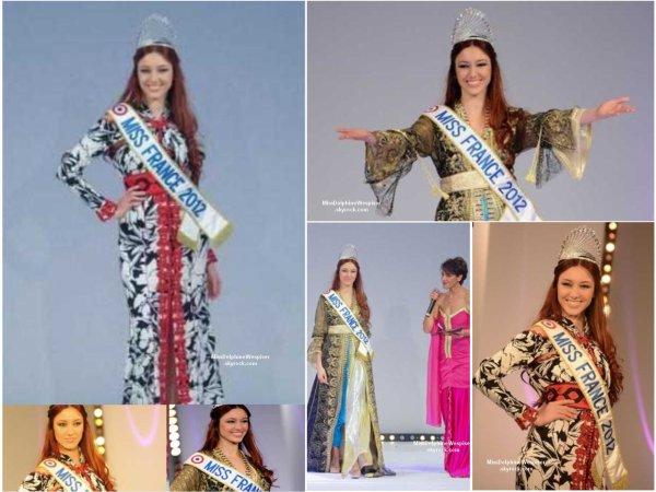 miss france 2012 en caftan